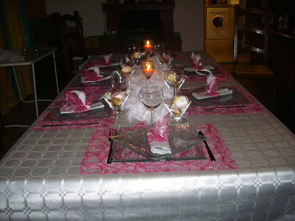 Table de st sylvestre - Deco table reveillon st sylvestre ...